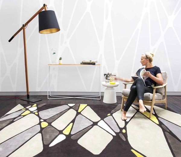 Creative Collections Of Handmade Rugs Organic Form Rug | ♉ ♥ ⓐ®©ⓗⓘ ⒹⓔⓒⓄⓇ  ♥(ˆ⌣ˆԅ) | Pinterest | Creative, Handmade And Rugs