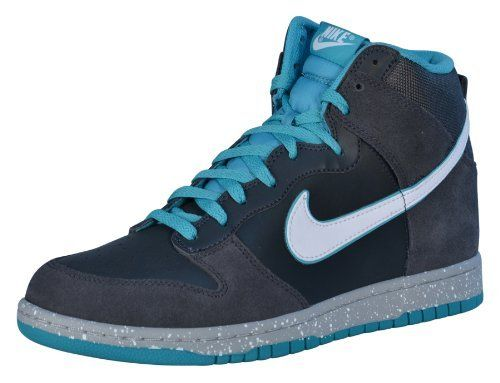 Nike Shoes Basketball High Tops Nike Dunk High Mens Basketball Shoes 317982-052                                 leather-and-fabric                    Leather and Suede upper                    Full-length midsole                    High Tops                    Rubber Outsole                    Lace-Up Closure