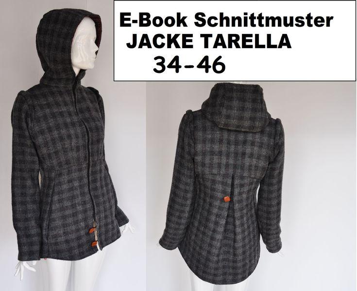 369 best Nähen : Jacken & Mäntel images on Pinterest | Nähen ...