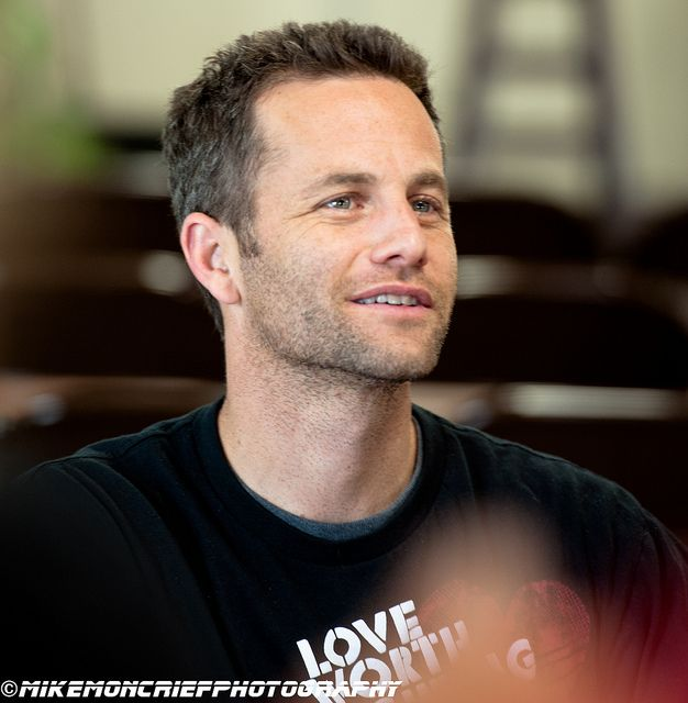 Kirk Cameron is a Christian I look up to in Hollywood who's not afraid to stand up for his faith. Way to go Kirk!:) (imaginary high five to you)!!