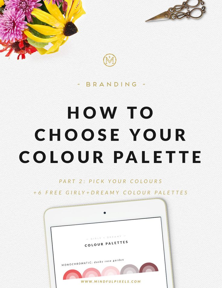 Choosing the colours is one of the most important parts of the branding  process. This step is also one of my favourite – it's the moment when you  breathe life to the the brand or project you are working on, and when  everything comes together in a magical way.  WHERE TO START  In her book How to Style Your BrandFiona Humberstoneintroduces the  seasons as a guideline for colour selection. I love the concept and I  think, it is a very good way to pick the right colours for your…