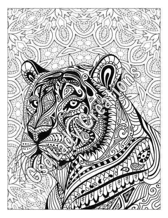 Animal Zentangle Coloring Pages Mandala Coloring Pages Animal Coloring Pages Zentangle Animals