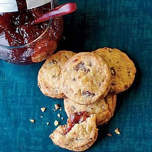 Pimiento Cheese Cookies | MyRecipes.com