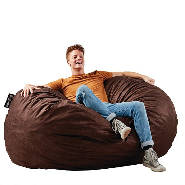 Long Lasting Comfortable Seating That Can Be Refluffed Again And Again With Images Bean Bag Chair Bag Chair Bean Bag