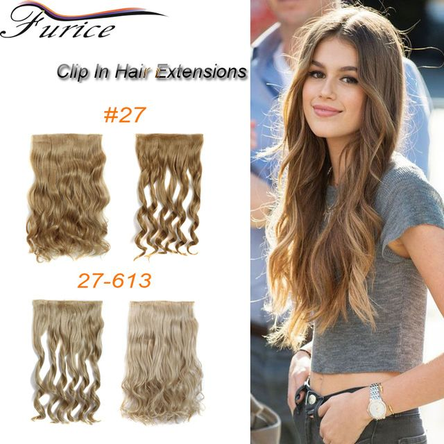 116 best furice models images on pinterest html models and professional factory price full head clip in hair extensions high quality synthetic hair 255 wavy pmusecretfo Gallery