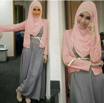 #bajumuslimset MECCA SET (no belt), dress lekbong bahan katun denim+cardi n pasmina jersey Ukuran allsize fit to L harga 105k www.ramailancar.com www.facebook.com/tokobajurajutmurah 0857 2212 6318 #busanamuslim #grosirsweater #grosirjaket #jaketfleece #jaketcouple #bajuanak #bajurajut #grosirbajumurah #swaterrajut #pakaianmurah #jaketmurah #skirt #pants