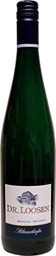 Weingut Dr. Loosen Riesling Blauschiefer 2015 Trocken (6 x 0.75 l)