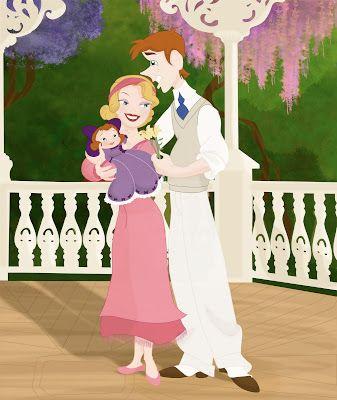 Depois do final feliz - Famílias Disney