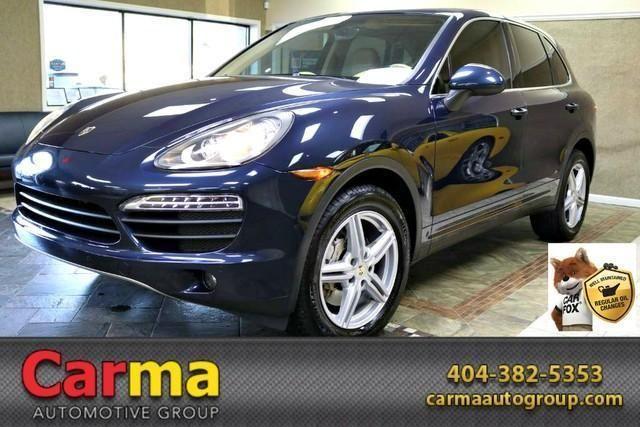 2011 Porsche Cayenne S, $27977 - Cars.com