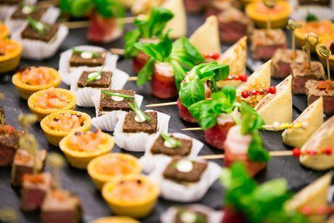 Essen spielt bei Partys eine wesentliche Rolle. Wir geben Ihnen 15 Vorschläge,damit Sie Fingerfood kalt servieren und Ihre Gäste beeindrucken!