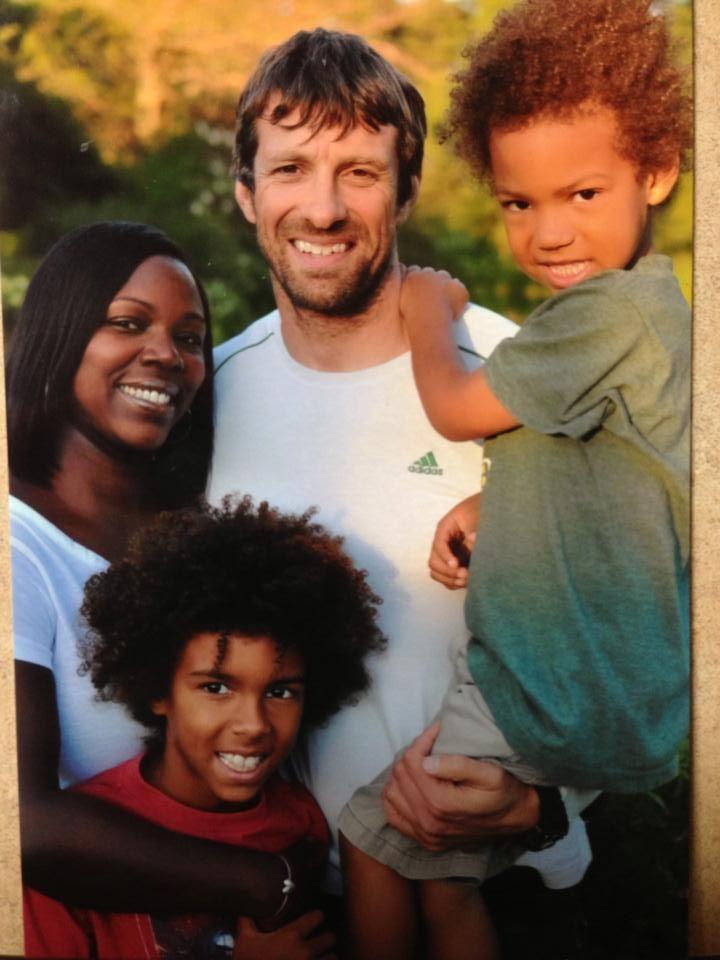 Cute interracial family #love #wmbw #bwwm