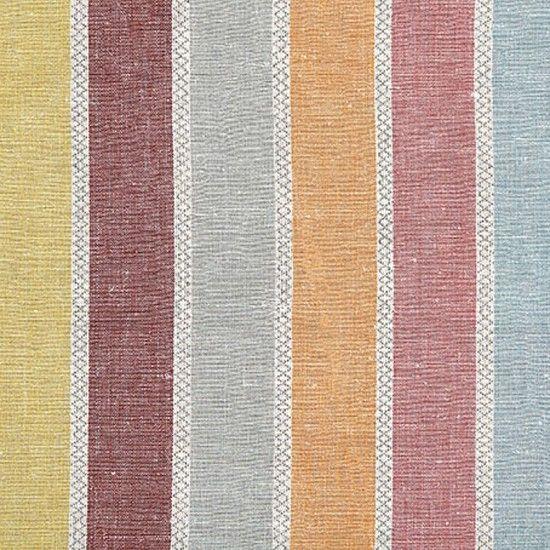 Scandi Stripe fabric from Vanessa Arbuthnott | Country fabrics | Shopping | housetohome.co.uk