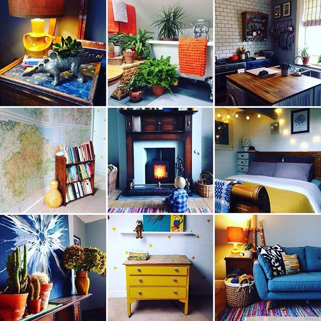 Here's my #topnine2017 Took me flippin' ages to narrow it down to 9! Tried to pick one per room but failed - thanks living room. Before restarting my insta account and making it more interiors-centric I'd heard of the 'insta community' but seen nothing of it. It turns out those people were right! Everyone on insta is lovely! I rarely go on facebook these days and love getting inspiration from all your marvellous accounts 🤓 . I hope you all had a lovely festive season and good luck with any…
