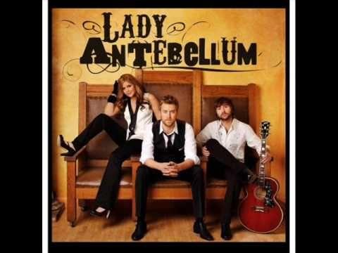 Slow down sister lady antebellum lyrics