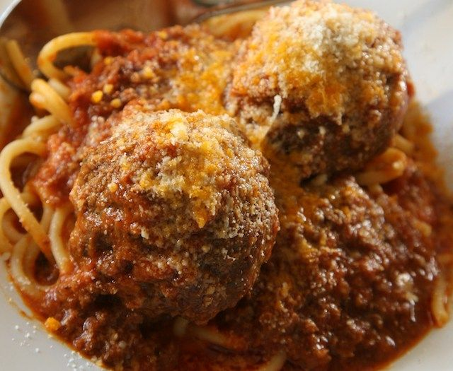 7 Great Meatballs in Honor of National Meatball Day: Little Dom's knows their balls