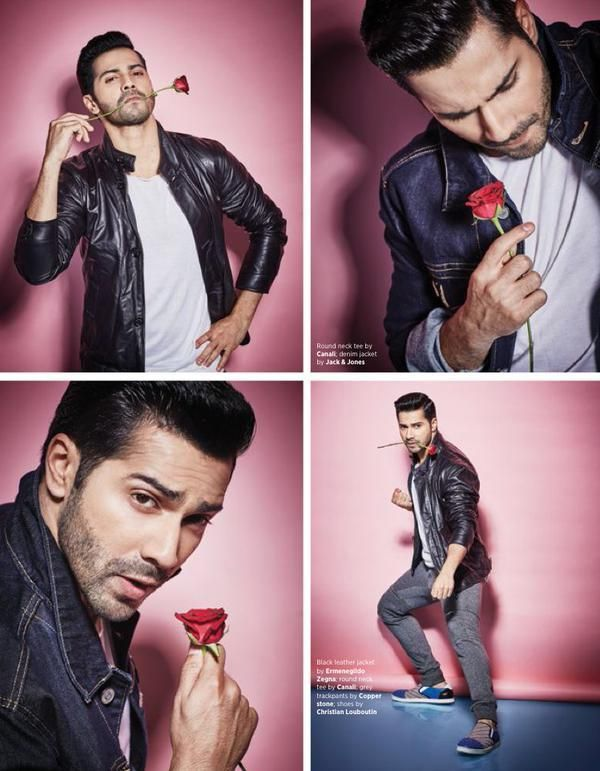 Varun Dhawan Photoshoot for MW Magazine July 2015