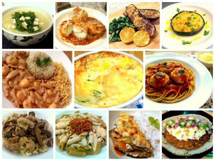 Para te ajudar a descobrir esses novos sabores, o site Cozinhando para 2 ou 1 trouxe uma lista com 75 receitas vegetarianas para você nem sentir falta de carne.