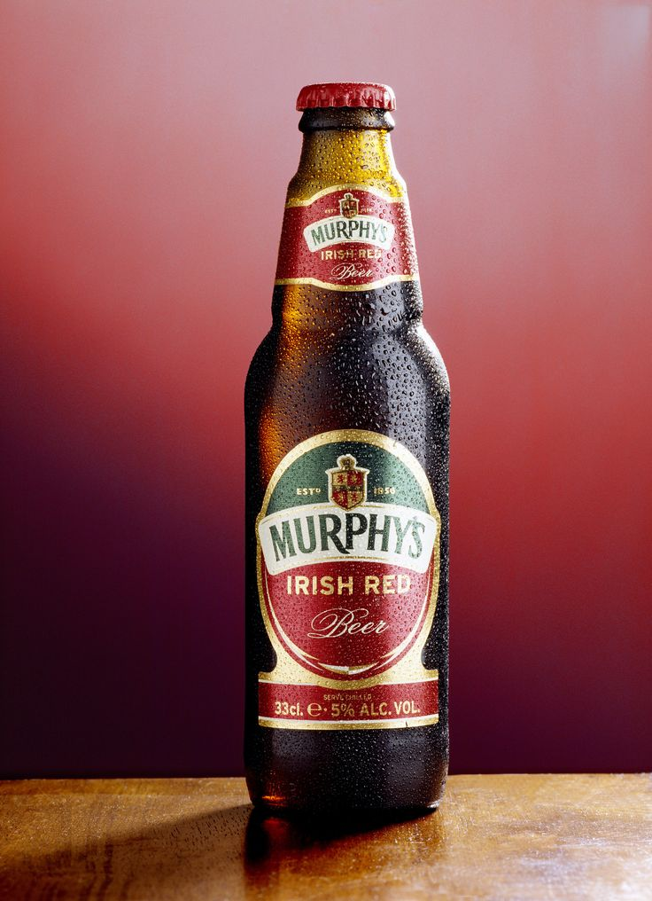 Murphys Irish Red Beer