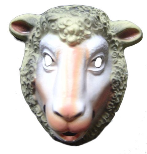 how to make animal masks for adults