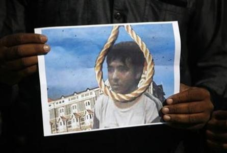 Mumbai attacker Ajmal Kasab executed in great secrecy