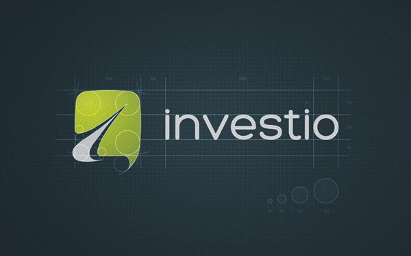 Investio #logo #logotype #design #symbol #pleo