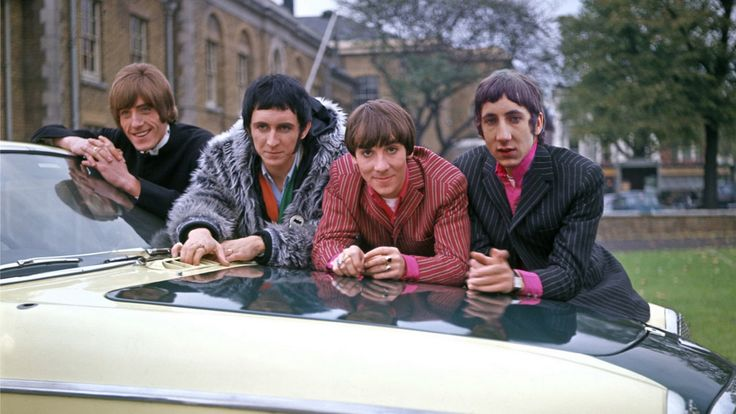 Simplesmente, The who