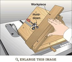 John, look at all these tips on this link http://www.pinterest.com/davidheiserca/wood-tools-and-techniques/