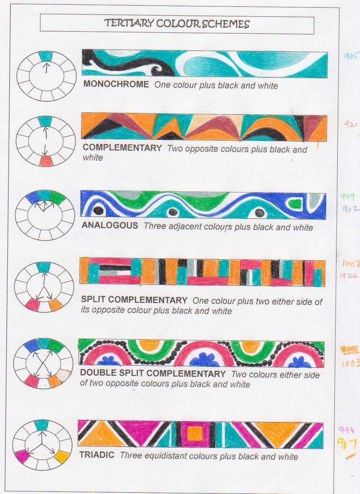 Precious Worker: colour schemes