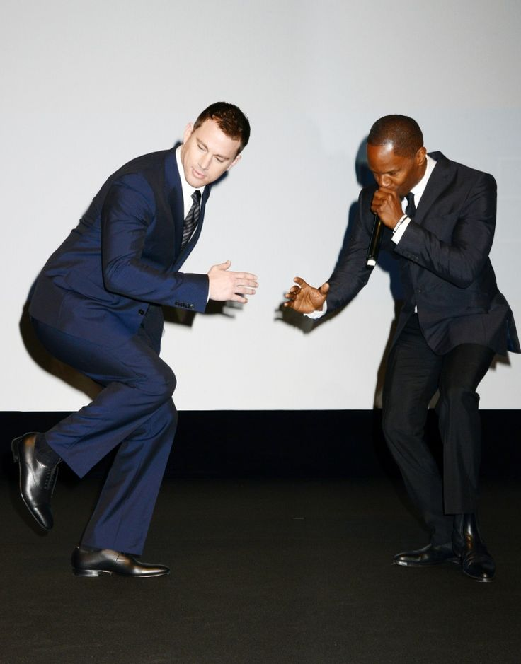 Channing Tatum And Jamie Foxx | GRAMMY.comChanningtatum