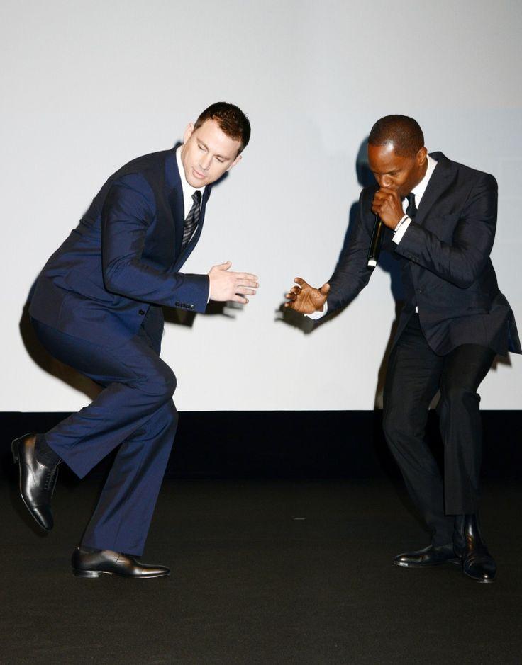 Channing Tatum And Jamie Foxx | GRAMMY.com