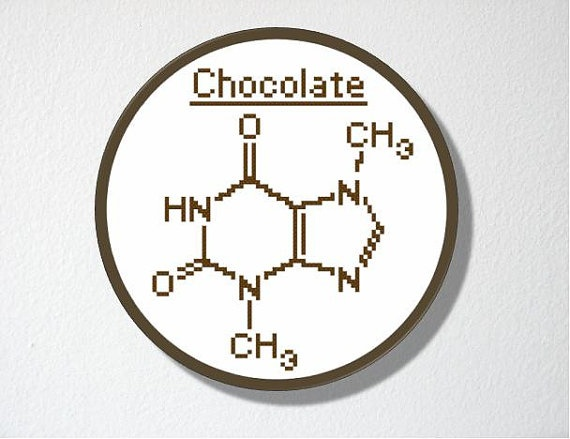 Chocolate molecule