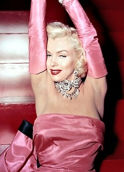 1953: Gentlemen Prefer Blondes.