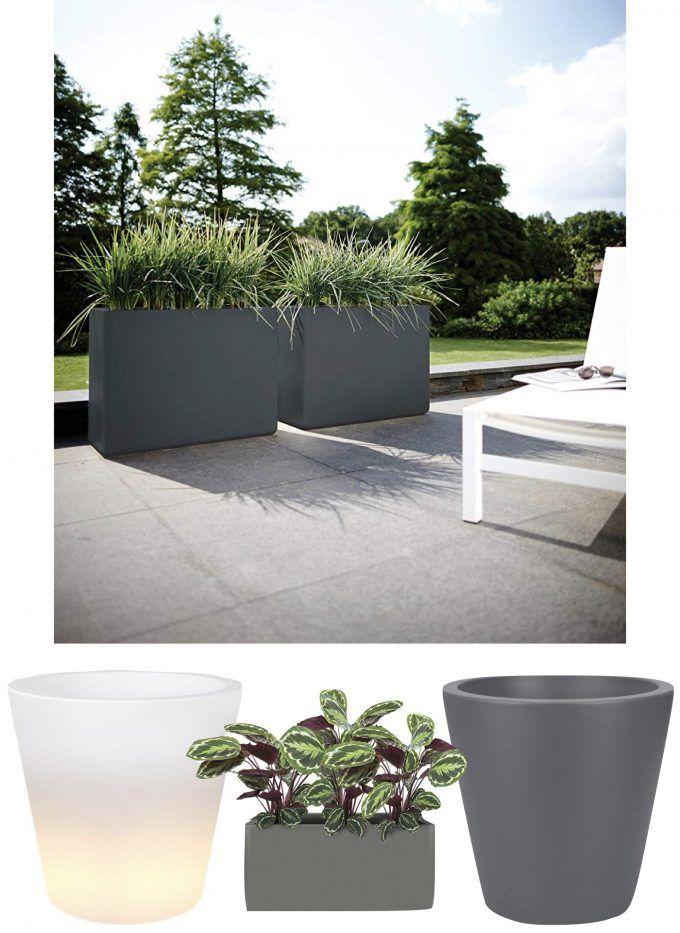 Elho Le Pot Ecolo Pour Accueillir Mes Plantes Idees Jardin