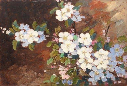 Eugenia Filotti Atanasiu - Flori de măr