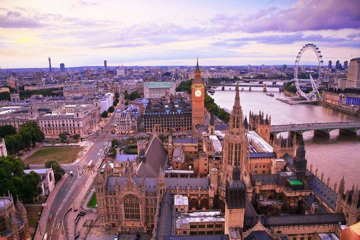 50 saker du inte får missa i London  - Vagabond