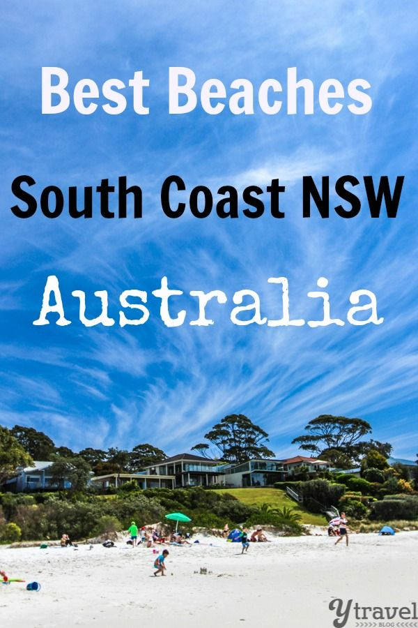 11 Best Beaches on the South Coast NSW - Australia
