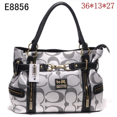 US1379 Coach Handbags E8856 - White 1379