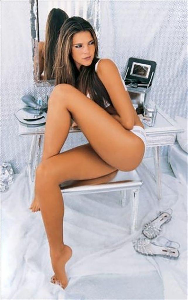 Daniella Sarahyba's Feet << wikiFeet