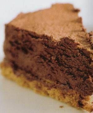 Chocoladetruffeltaart recept | Smulweb.nl