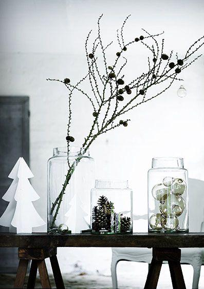 gefüllte Vasen