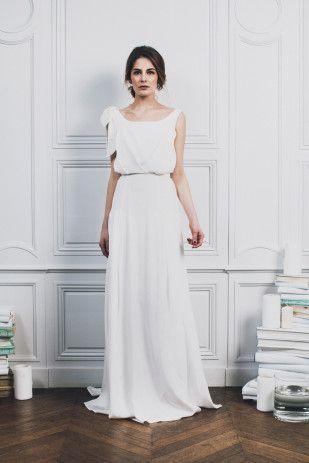 Lifestories Wedding – Carnets de mariage- Robes de mariee – Collection 2014 –  La mariee aux pieds nus