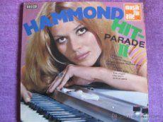 lp - nils tibor - hammond hit parade II (germany, decca records sin fecha)