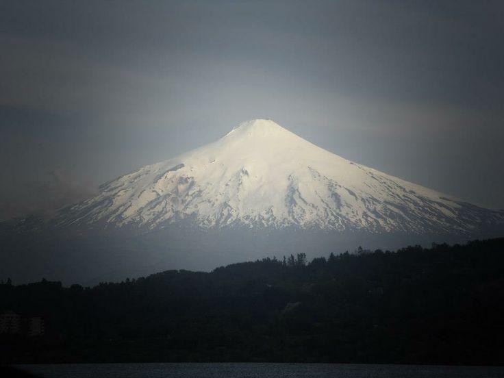 Volcán Villarrica, Región de los Lagos, Chile