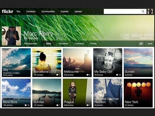 """Flickr organizza le foto con la """"vista magica"""" e aiuta a trovarle - ictBusiness.it"""