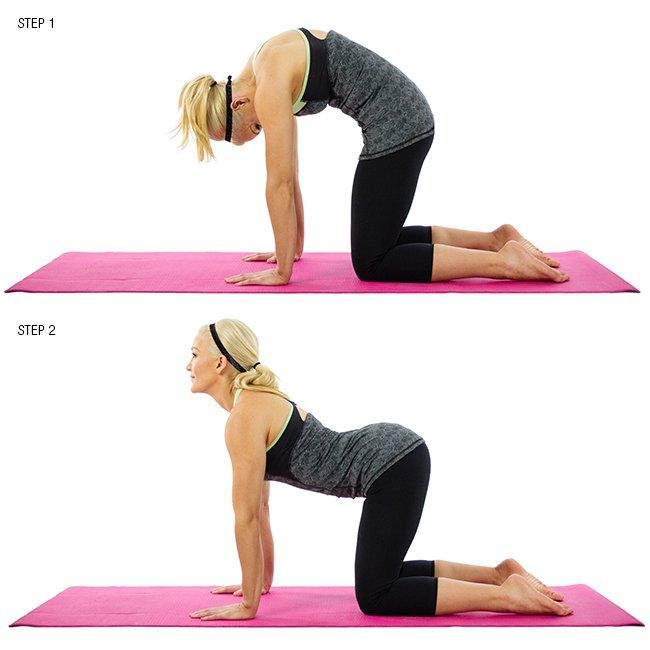 11+Moves+To+Straighten+Up+And+Slim+Down