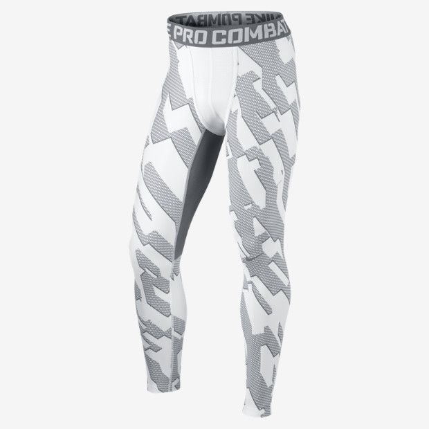 Nike Pro Combat Hyperwarm Dri-FIT Max Chainmaille Compression Men's