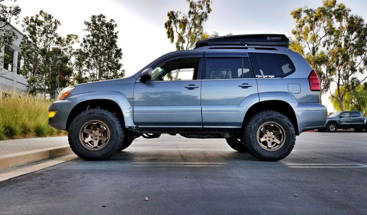 GX470 Wheel/Tire/Lift Picture Combination Thread | Page 10