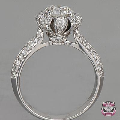 Vintage engagement ring. GORGEOUS!!!!!!!!!!!!!