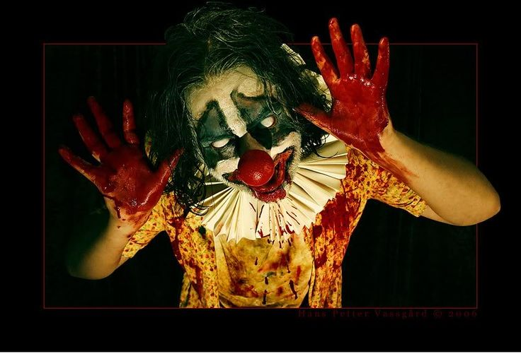 clowns photos | Evil clowns for hire | Cakehead Loves Evil