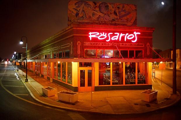 Rosario S Mexican Restaurant San Antonio